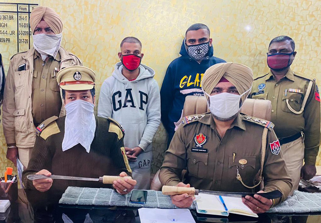 Two more nabbed in Rs 3.42-lakh robbery