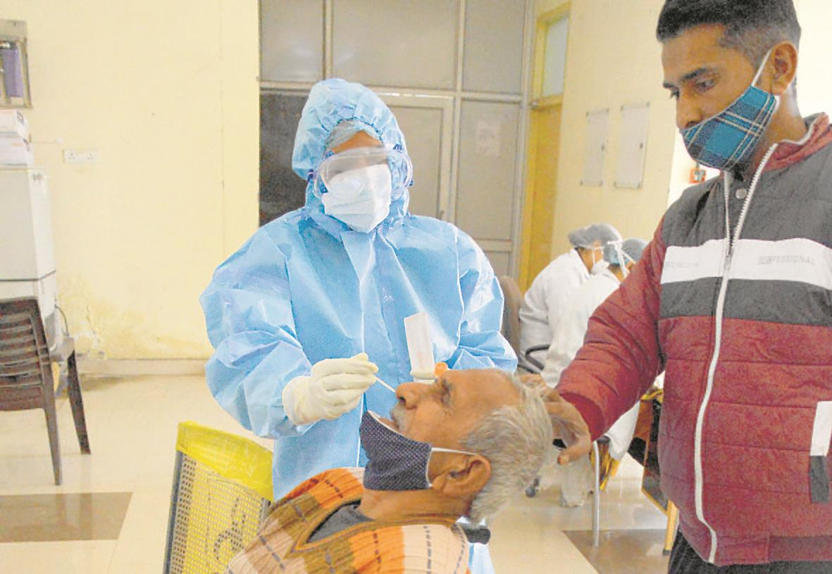 Covid-19: 2 succumb, 67 +ve for virus in Ludhiana