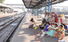 'Cancer train' suspended for 9 months, treatment hit