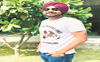 Singer Inder Atwal seeks the company of his harmonium in good times or bad