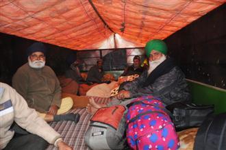 BKU's call: 1 member per family, 1 trailer a village to reach Delhi