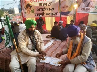 Haryanvi-Punjabi bonhomie amid dissent steals show