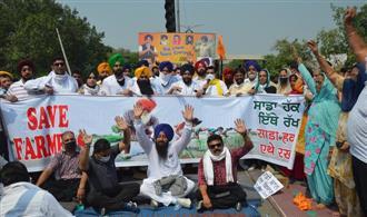 Farmers' agitation set to redefine parties' poll narrative