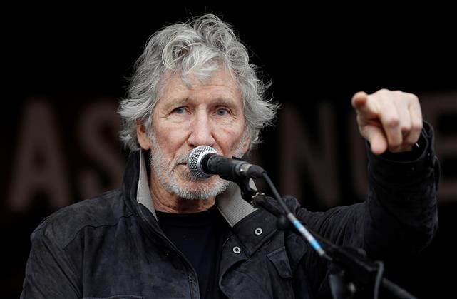 Pink Floyd's Roger Waters recites Delhi student Aamir Aziz's anti-CAA poem in London