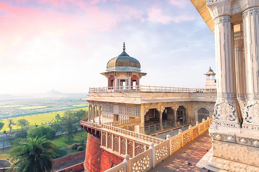 Beyond the Taj Mahal