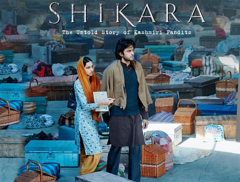 Movie Review -Shikara: Of love, loss and longing