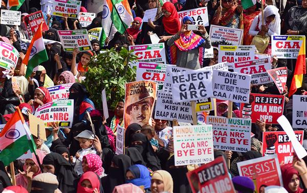 Opposition parties in Tamil Nadu condemn police action against anti-CAA protesters as stir spreads across state