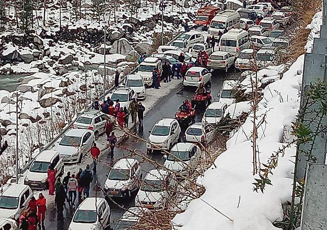 Tourist inflow to Himachal stayed sluggish in 2019