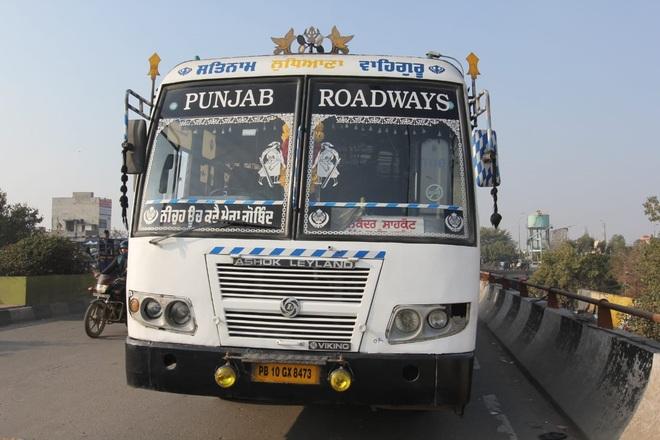 Man crushed under roadways bus