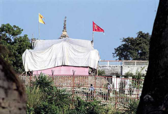 Ram Lalla to be shifted from tent for temple construction