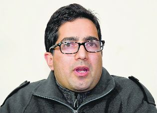 Now, Shah Faesal booked under stringent PSA