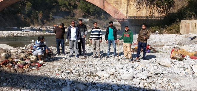 Youths unite to save Neugal from garbage dumping