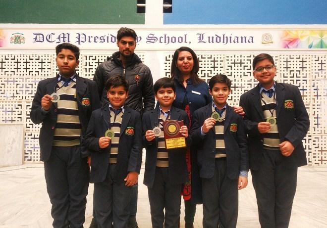 DCM Presidency boys finish runners-up in TT tournament