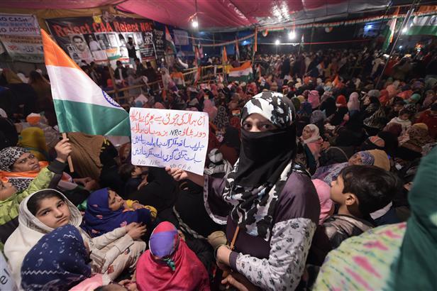For Shaheen Bagh protesters, CAA 'bigger threat' than coronavirus