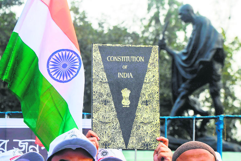 Constitution is the flavour of season