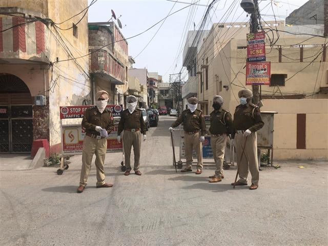 Punjab reports 5 new cases, count reaches 38