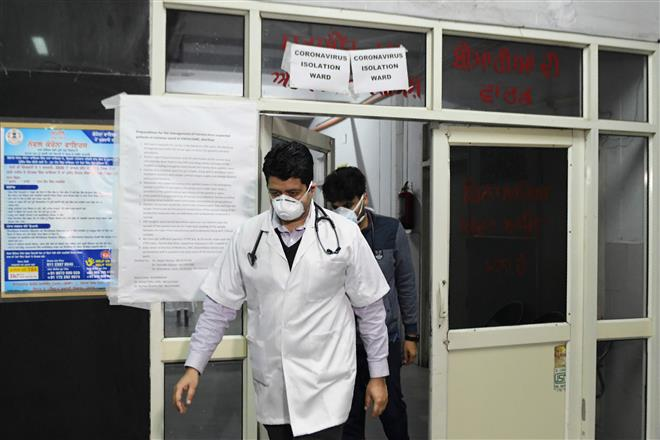 Italy-returned Hoshiarpur man tests corona positive in first case of Punjab: Health Secy