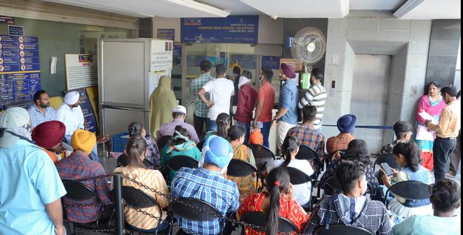 Applicants make beeline at passport sewa kendras in Jalandhar