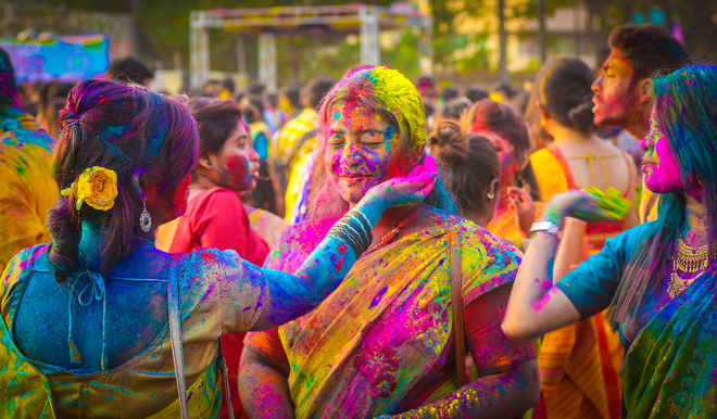 Holi not a good idea this time