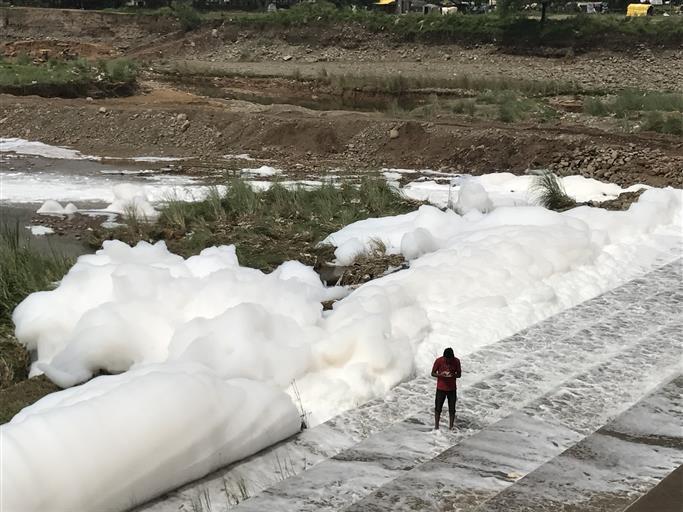 Bad to worse in Baddi industrial belt