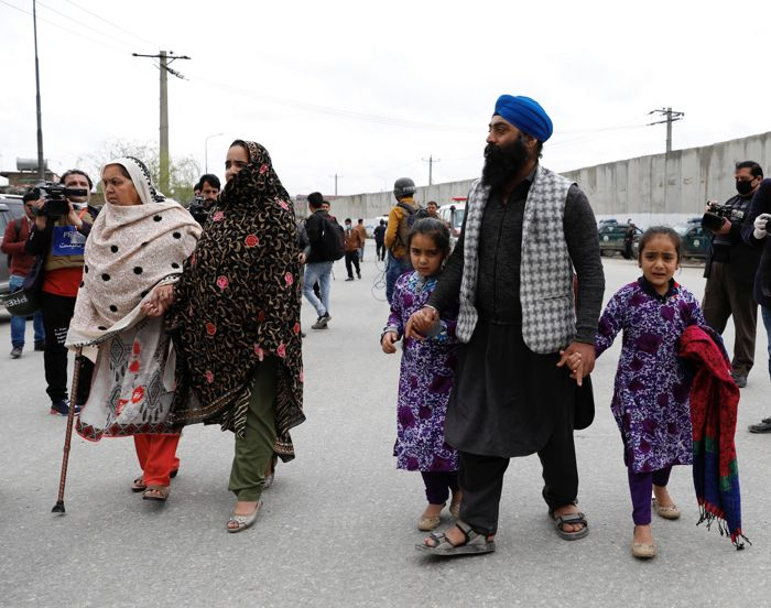 Attack on Afghan Sikhs