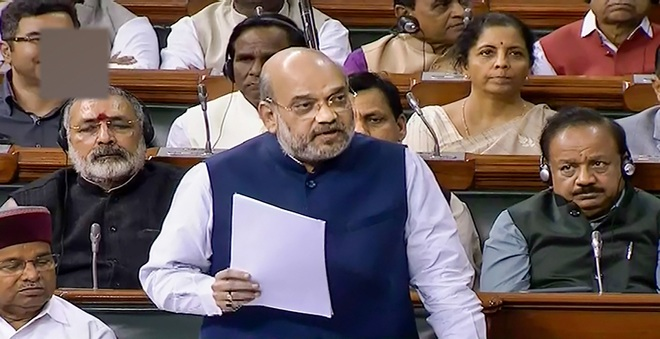 Riots pre-planned, will not spare the guilty, says Shah