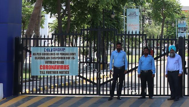 After schools, Punjab shuts cinemas, gyms