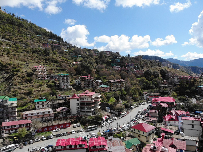 Drone used in Shimla to check curfew violations