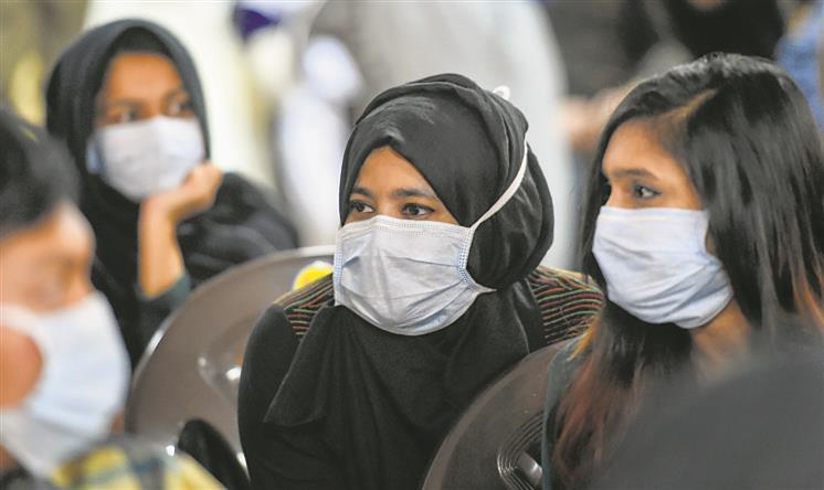 Coronavirus: Wearing masks at public places made mandatory in Chandigarh