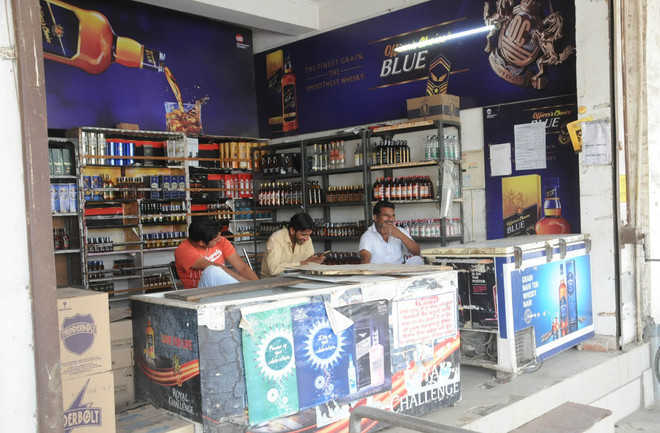 Centre denies permission to Punjab to sell liquor in lockdown