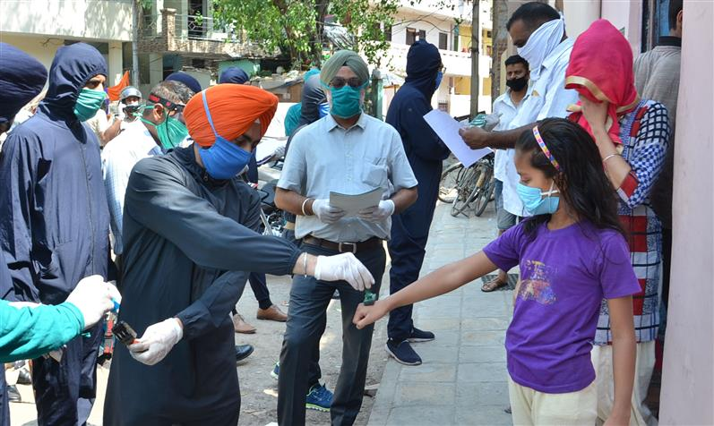 Amid coronavirus, Chandigarh Administration might impose night curfew and other restrictions if Covid-19 cases continue to rise in the city.