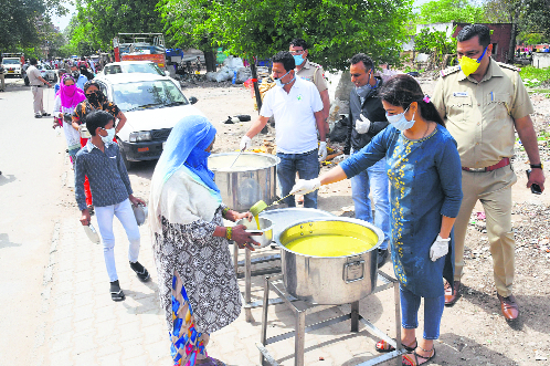 Chandigarh Administration to organise langar for poor