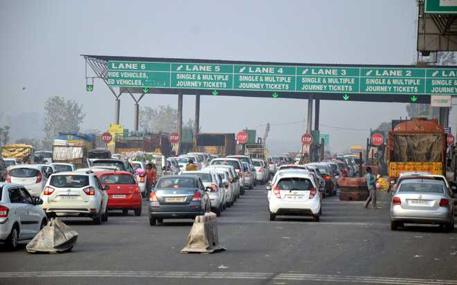Punjab government extends suspension of toll plazas till May 3