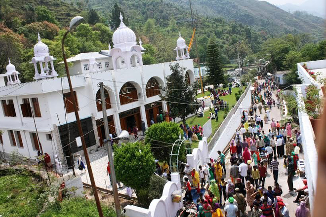 Coronavirus: Gurdwara Nangali Sahib to not hold Baisakhi celebrations for first time since 1803