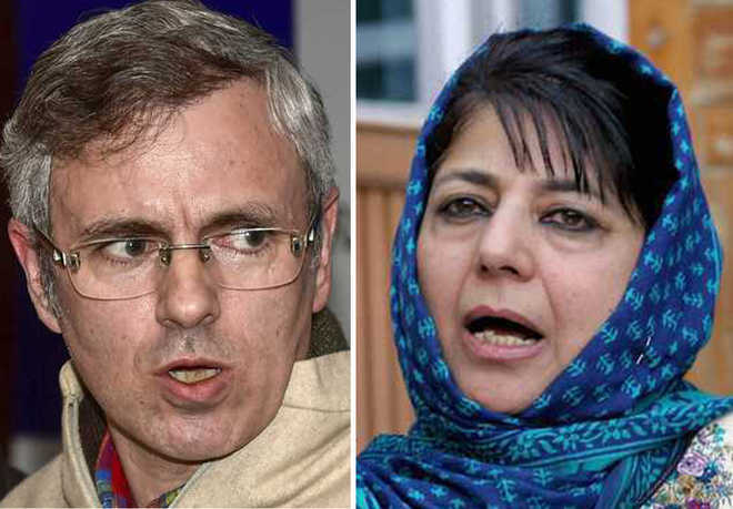 Perks of former J-K chief ministers withdrawn