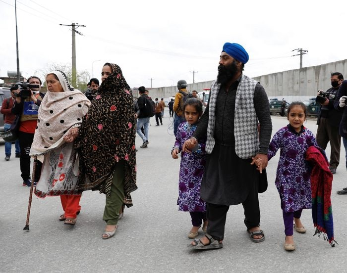 Indian-American Congressman seeks refugee status for Afghan Sikhs, Hindus