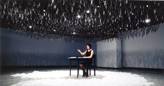 The moving world of Beili Liu