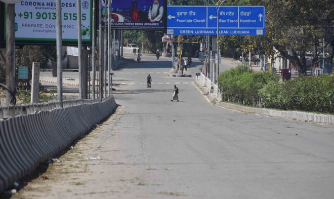 Coronavirus Punjab Lockdown News: Amid rise in coronavirus cases, the Ludhiana DC on Sunday imposed a lockdown in two areas of the district.