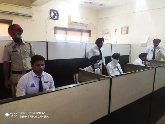 Mohali police launch Covid Control App