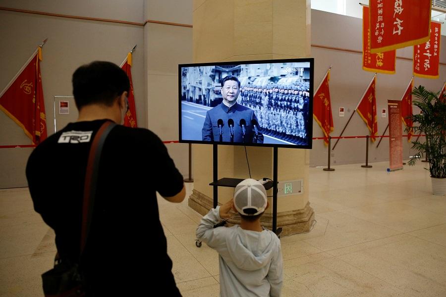 Scale-up battle preparedness, Xi tells Chinese military
