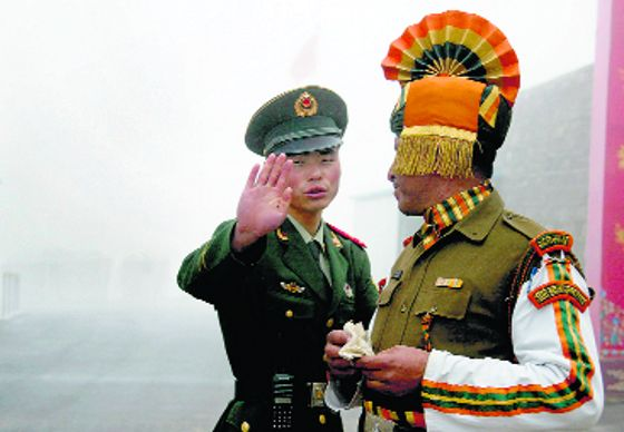 No change, troops in Ladakh continue to hold positions