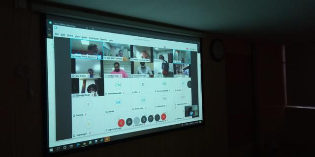 Chandigarh's MC conducts meeting via video-conference, on agenda Rs 3 crores for sanitizers, masks