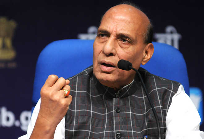 Rajnath Singh discusses bilateral security cooperation with Japan's Defence Minister