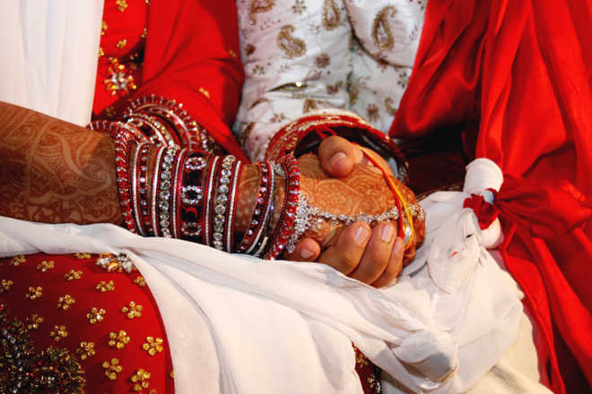 Made in lockdown: Couples recast big fat Indian wedding, get back to simplicity