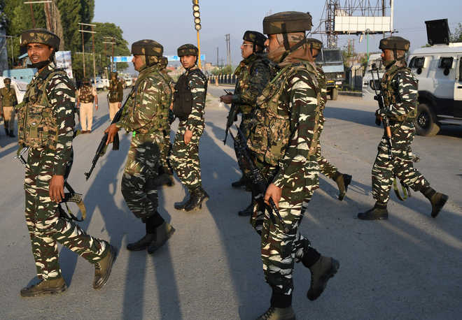Commandant of Delhi ITBP unit with high COVID-19 cases posted out immediately