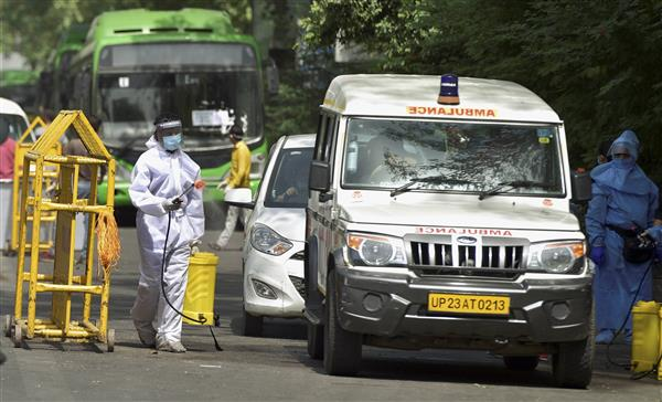 Highest spike of 1,024 COVID cases takes total to over 16K in Delhi; death toll climbs to 316