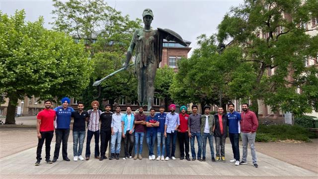 Stuck in Germany since Jan, PEC students finally return home