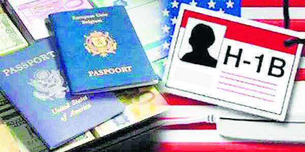 5 US lawmakers ask Trump to suspend new H-1B visas