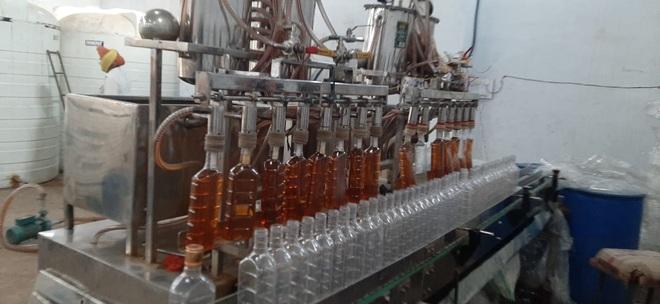 Illicit liquor trade