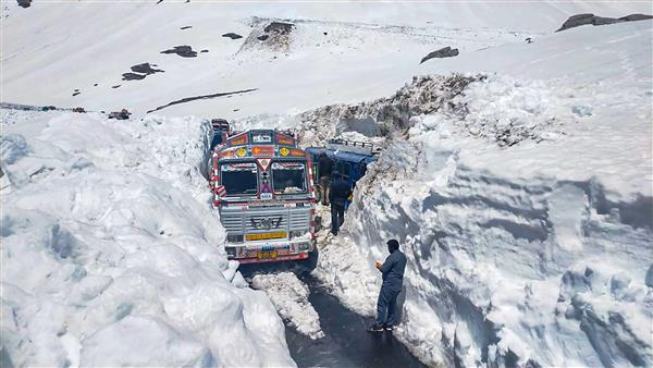 Manali-Leh highway reopens after 5 months